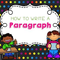 Provided in this FREE download, you will get1. PowerPoint presentation that will introduce your students to the parts of a paragraph, how it is structured, and why it is important.  2. Sample lesson plans- It is intended to be taught over several days- about five 30 minute blocks over 1 week.3.