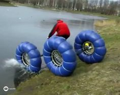 4x4 Russian Amphibious Vehicle LIKE ➡️ iViral - ViralMega.com