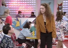 FRINGE! Jessie from Saved by The Bell