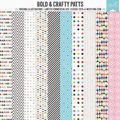 Bold & Crafty Patts ·CU·