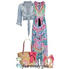 beach maxi dress 6