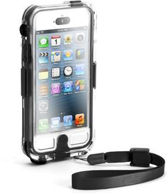 Survivor + Catalyst Waterproof Case for #iPhone 5 | Griffin Technology #apple
