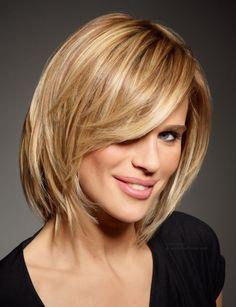 стрижка для блондинок на средние волосы: 26 тыс изображений найдено в Яндекс.Картинках