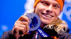 Koen Verweij silver medal 1500m speedskating Sochi Olympic Games, Olympics, Holland, Tvs, Dutch, Sports, Silver, The Nederlands, Hs Sports