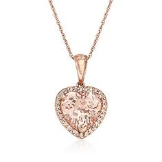 1000 ideas about rose gold necklaces on pinterest gold for Ross simons jewelry store