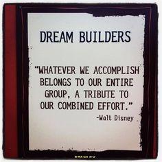 Dream Builders Everyone Needs Deadlines Walt Disney  Quotes