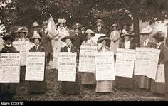 Suffragettes of Ealing 1912