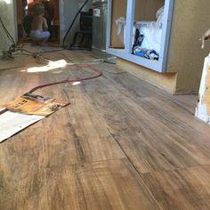 Sandbridge oak evp coreluxe lumber liquidators for Evp flooring installation