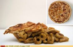 3.14 pie....... the bigger the number the tastier the pie?