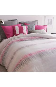 DKNY 'Frequency' Duvet Cover available at #Nordstrom