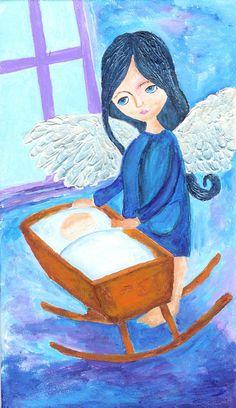 Anioł dla Maksia Anioł Stróż guardian Angel Schutzengel