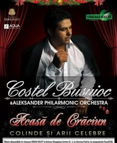 """Acasa de Craciun"" cu Costel Busuioc"