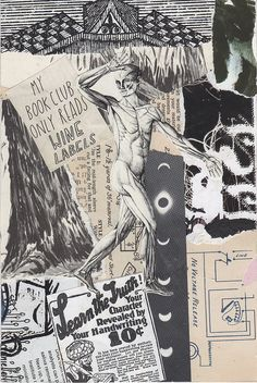 Danielle Maret -Mail Art 254, via Flickr.