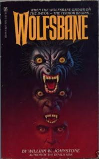 Too Much Horror Fiction: William W. Johnstone: The Paperback Covers