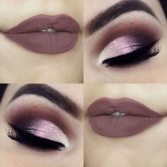Winter Makeup Looks Winter-Make-up-Looks Makeup Trends, Makeup Inspo, Makeup Inspiration, Winter Makeup, Fall Makeup, Make Up Looks, Makeup Goals, Makeup Tips, Makeup Ideas