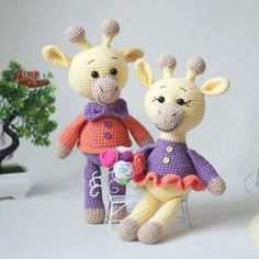 In this article we will share the amigurumi giraffe crochet free english pattern. Amigurumi related to everything you can not find and share with you. Crochet Giraffe Pattern, Crochet Bunny, Crochet Patterns Amigurumi, Free Crochet, Unicorn Pattern, Crochet Unicorn, Crochet Stitch, Slip Stitch, Crochet Animals