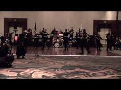 "▶ ""Thrift Shop / Can't Hold Us"" Live by the Third Marine Aircraft Wing Band - YouTube"