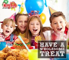 Have a wholesome TREAT.  For order online : http://chicksys.com/ #Chicksys #NonVeg #Veg #Burgers
