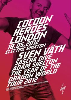 RA: Cocoon Heroes with Sven Vath at Electric Brixton, London (2012)