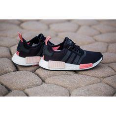 Adidas NMD_R1 Runner W 'Core Black/Peach pink'