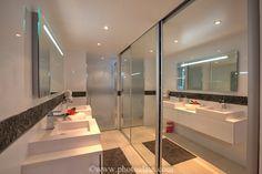 Location villa de luxe vue mer - Chambre 2 salle de douche