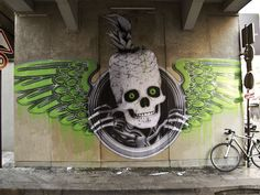 Awesome new Ludo Mural In Paris
