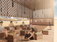 Gallery - Chicago Architecture Biennial Announces Lakefront Kiosk Winners - 12