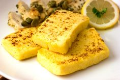 Polenta recept: Ez a polenta alaprecept egy kicsit gazdagabb az eredeti… Slovak Recipes, Hungarian Recipes, Special Recipes, Polenta, Couscous, Cornbread, Cake Recipes, Side Dishes, Food And Drink