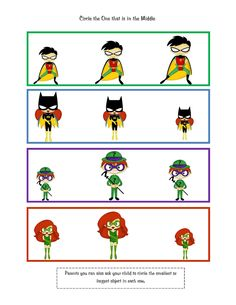 superhero theme for preschoolers preschool theme on 896