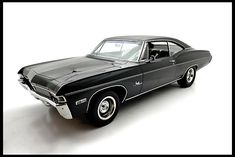 1968 Chevrolet Impala  427 CI, 4-Speed