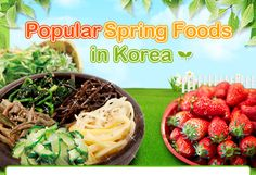 An Introduction to Korea's Spring Foods