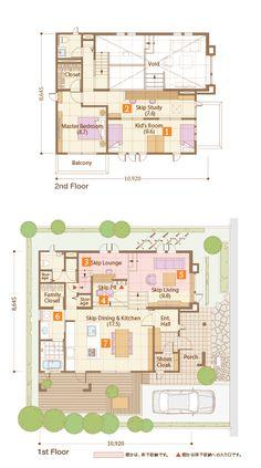 プラン | toko toko(トコトコ)| 商品ラインナップ | 戸建住宅 |〈公式〉三井ホーム(注文住宅、賃貸・土地活用、医院・施設建築、リフォーム)