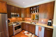 Sapele Shaker Cabinets  Slp Kitchen  Pinterest  Shaker Cabinets Impressive Small Kitchen Designs Layouts Review