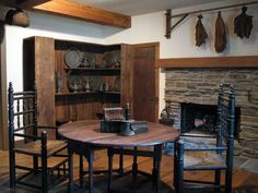 Carolyn Thompson Primitives Home Tour#Repin By:Pinterest++ for iPad#