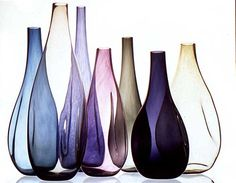 Ann Wåhlström     Has been designing glass for Kosta Boda since 1986, and with designs in ceramic, metal and textiles for companies like Silver och Stål (Cultura Metal), Boda Nova, lkea, Kinnasand and Cappellini. She has also been teaching at the Pilchuck Glass School, USA, and at Beckman's School of Design in Stockholm, Sweden.
