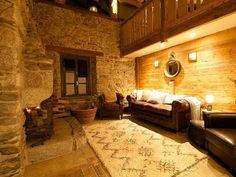 - Lower Living Room