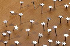 Flower nails by Çiçek Çiviler