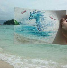 Drawing vs reality