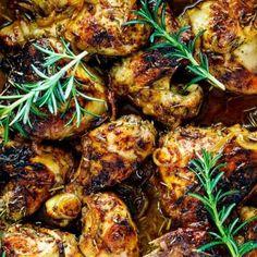 Southern Baked Chicken Southern Baked Chicken Recipe, Best Chicken Recipes, Turkey Recipes, Fish Recipes, Meat Recipes, Cake Recipes, Brown Stew Chicken, Fresh Chicken, Chicken