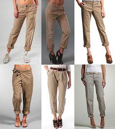 wide legged pants cuffed khakis gap urban outfitters j. crew anthropologie fashion
