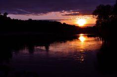 Arboga river in sunset   http://facebook.com/stefansphotos.se?ref=tn_tnmn @Stefanp55Stefan