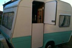Caravan MONDA 1980'S RETRO -RECENTLY REFURBISHED   i have just bought one of these x