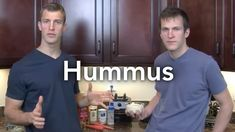 HEADS UP on this video. AUDIO is monaural. Came out my left speaker only when they spoke, but great video!--Hummus-Transform Your Kitchen-Episode #15