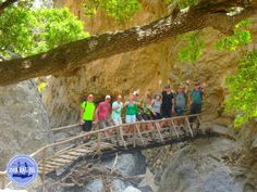 Rouvas gorge hiking in Crete: A very challenging 7 hour hike, available from April to November. This stretch starts lake Votomos and ends in Rouvas forest. Old Fashion Christmas Tree, Country Christmas, Primitive Christmas, Retro Christmas, Christmas Christmas, Greece Today, Holiday News, Walking Holiday, Greece Islands