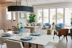 From meal prep to a stylish spot to linger over that last bite, these beautiful spaces make entertaining easy. From the experts at HGTV.com.