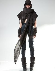 Apocalyptic Fashion on Pinterest | Post Apocalyptic Fashion ...