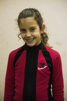 Sara Montes Velez-Frias, en DEBS, está con la medalla: PREPARATORIA    La Nevera - Pista de Hielo - Majadahonda
