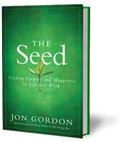 And all other Jon Gordon book: Soup, The Energy Bus, The No Complaining Rule, Training Camp, and The Shark and the Goldfish    http://www.jongordon.com/