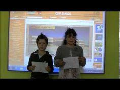 Poema de Gloria Fuertes recitado por Sergio y Rebeca, alumnos de 1º de Ed. Primaria del CEIP San Gil (Cuéllar. Segovia)