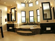 Master Bathroom-- might have to move out of state to design my own bathroom